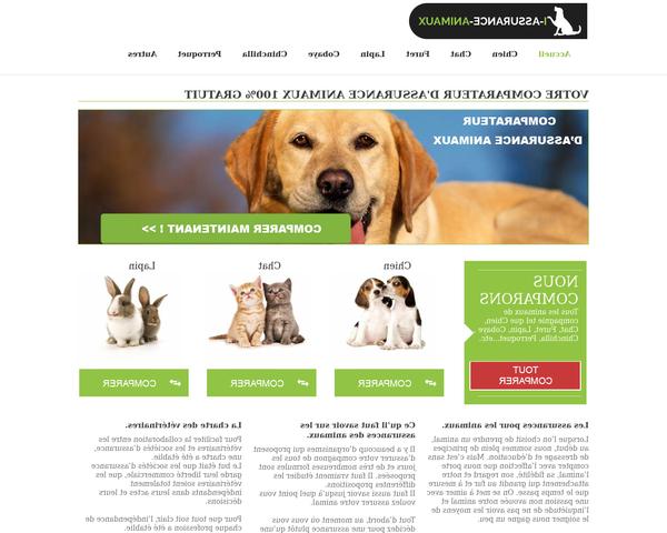 classement assurance animaux